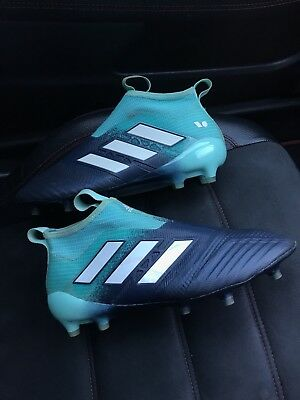Mesut Ozil Match Worn Football Boots Player Issue Not Signed Arsenal Germany