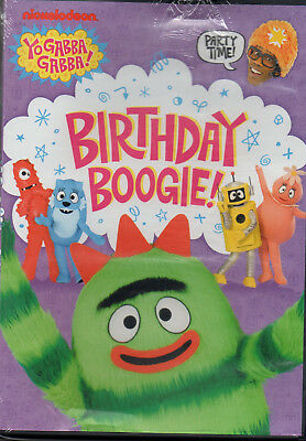 Yo Gabba Gabba: Birthday Boogie (DVD, 2010) New