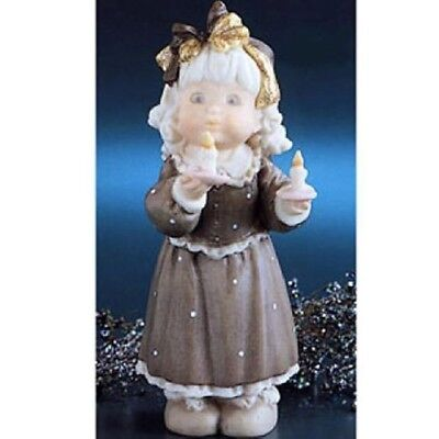 Kim Anderson PAAP Figurine, 'You Light Up My Life', New In Box, 284467