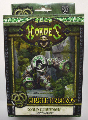 NEW Hordes Circle Orboros Wold Guardian Heavy Warbeast PIP 72045