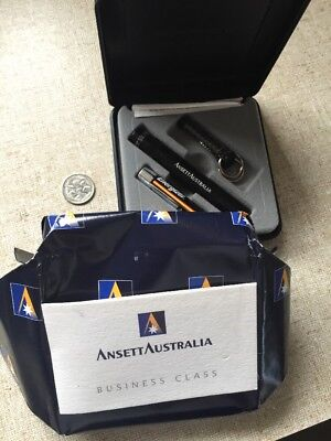 ANSETT AUSTRALIA AIRLINES Maglite Torch Give Away