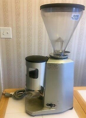 Mazzer Super Jolly Automatic Espresso Coffee Bean Commercial Grinder 220V