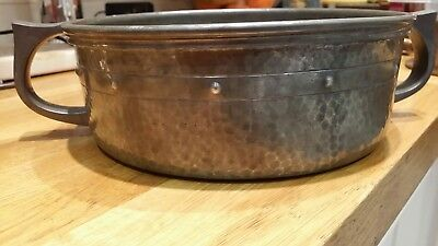 Pewter Dish not Tudric or Liberty