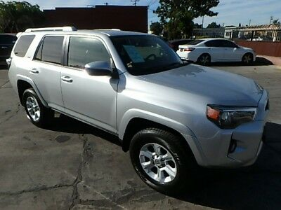 2016 Toyota 4Runner SR5 4WD Salvage Wrecked Repairable 2016 Toyota 4Runner SR5 4WD