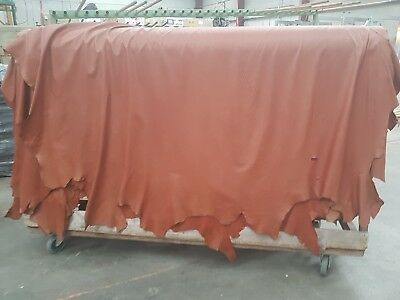 Tan Upholstery Full Hide