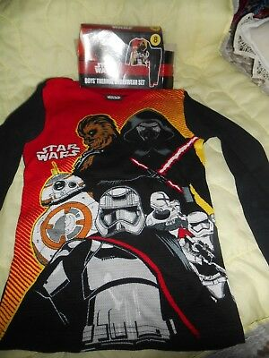 Lot of 2 sets boys lounge wear size  6-7-8 Lego Super Heroes & Star Wars NWT