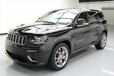 2012 Jeep Grand Cherokee SRT8 Sport Utility 4-Door 2012 JEEP GRAND CHEROKEE SRT8 4X4 HEMI PANO NAV DVD 55K #346188 Texas Direct
