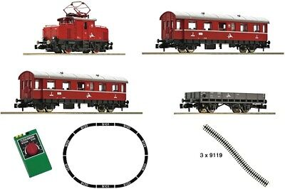 FLEISCHMANN - 781701 - Starter Set Analog Anniversary 130Years Rack E/ Loco and