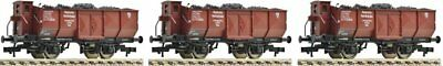 FLEISCHMANN - 590110 - 3tlg. off. Goods wagon. Omp with ech - HO Scale