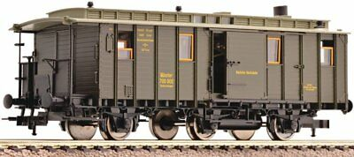 FLEISCHMANN - FF538283 - DR heater wagon with DCC / Analogue Seuthe smoke unit (