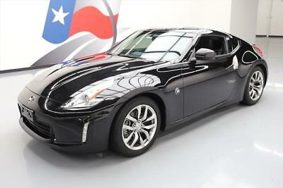 2014 Nissan 370Z  2014 NISSAN 370Z COUPE AUTOMATIC HTD LEATHER XENONS 33K #637161 Texas Direct