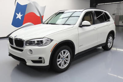 2015 BMW X5 xDrive35d Sport Utility 4-Door 2015 BMW X5 XDRIVE35D DIESEL AWD PREM PANO ROOF NAV 37K #J98210 Texas Direct