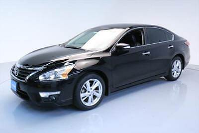 2015 Nissan Altima  2015 NISSAN ALTIMA 2.5 SL AUTO HTD LEATHER REAR CAM 21K #232299 Texas Direct