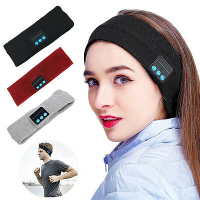Wireless Headphones headset Sleep Mask Earphone Headband wearable Bluetooth ar1
