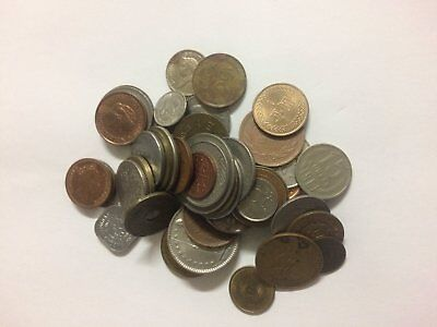 250 grams of wold coins