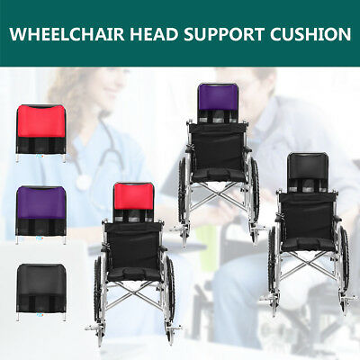 Adjustable Wheelchair Head Cushion Pillow Heightening Wheelchair Accessories