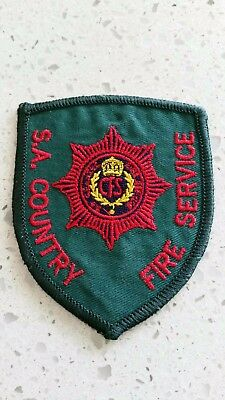 S.a. Country Fire Service -  Shoulder Patch