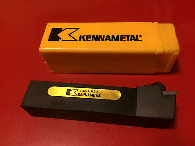 Kennametal CCLPL-164C  INDEXABLE TURNING TOOL