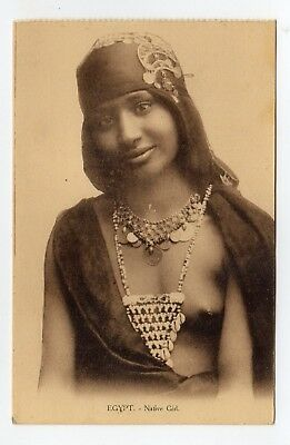 Ethnic Nude / Semi Nude Egypt Native Girl