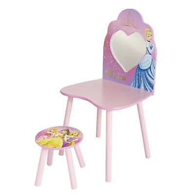 Disney Princess Dressing Table and Stool by HelloHome
