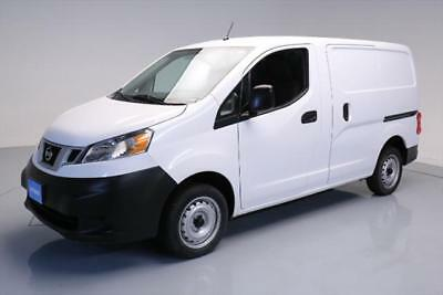 2017 Nissan NV  2017 NISSAN NV200 S CARGO VAN CRUISE CTRL CD PLAYER 7K #703303 Texas Direct Auto