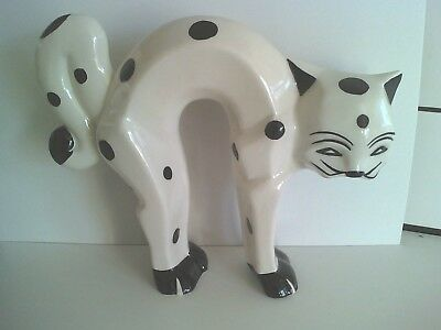 Lorna Bailey Original/ Limited Edition Large Polka Cat 38/100