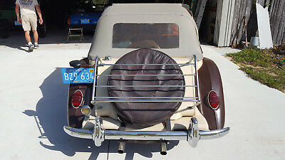 1952 Replica/Kit Makes MG  Convertible 1952 (Replica) MG