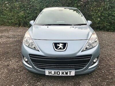 2010,59 PEUGEOT 207 1.6 VTi Sport Tiptronic 5dr /HPI CLEAR /px welcome