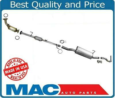 2.7L Catalytic Converter w//Front Pipe compatible with 2005-2010 Toyota Tacoma