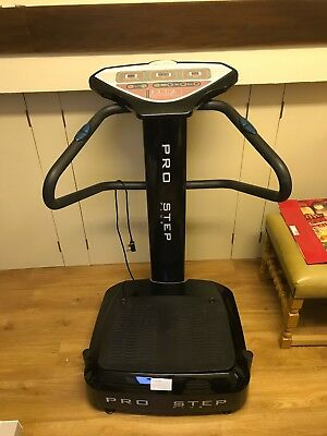 Pro Step Vibration Plate (Never Used)