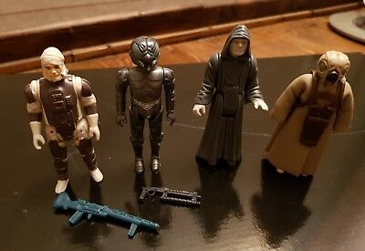 Star wars Figuren Kenner Vintage