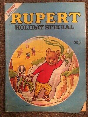A Pippin Special - Rupert Holiday Special 1981