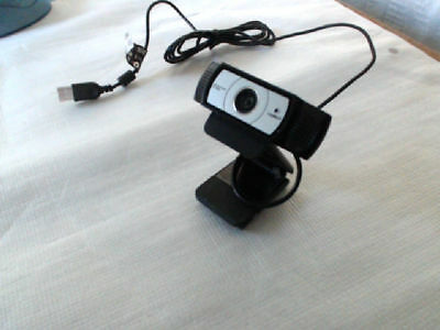 Carl Zeiss Tessar Logitech C930E 1080p HD Webcam with USB Connection