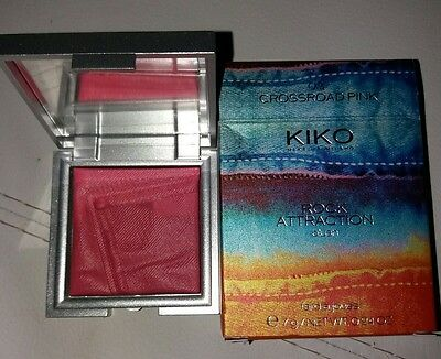 KIKO Blush Collezione ROCK ATTRACTION 03-Crossroad Pink