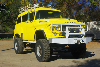 1965 Dodge Power Wagon Town Wagon 1965 Dodge Town Wagon