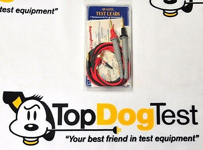 "PROBE MASTER Test Lead Probes Softie Leads 8010S ""New"""