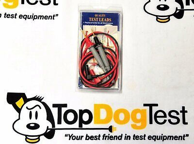 """ NEW "" PROBE MASTER Test Lead Probes Softie Leads 8017S"