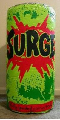 30 inch inflatable Surge can. Promotional Item Sealed in package. NEW