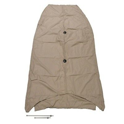 Crestliner Boat Travel Cover 2078157 | 1750 Raptor SC Sand