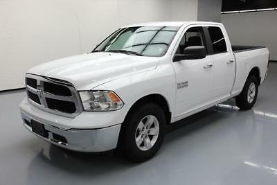 2017 Dodge Ram 1500 SLT Crew Cab Pickup 4-Door 2017 DODGE RAM 1500 SLT QUAD 6-PASS BED LINER 14K MILES #657640 Texas Direct