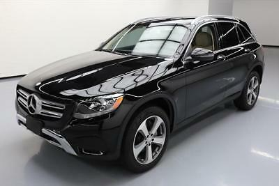 2016 Mercedes-Benz GLC-Class  2016 MERCEDES-BENZ GLC300 PANO ROOF REAR CAM HTD SEATS! #035467 Texas Direct