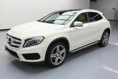2015 Mercedes-Benz GLA-Class  2015 MERCEDES-BENZ GLA250 4MATIC AWD P1 PANO NAV 48K MI #061988 Texas Direct