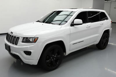 2015 Jeep Grand Cherokee  2015 JEEP GRAND CHEROKEE ALTITUDE 4X4 SUNROOF NAV 14K #676202 Texas Direct Auto