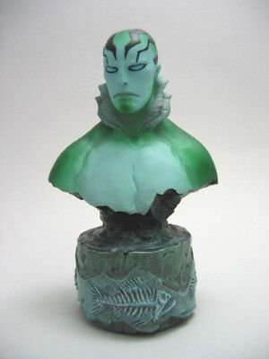 "Abe Sapien Mini-Bust  (from ""Hellboy"")  --  [Sculpted by Randy Bowen]"