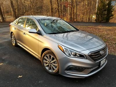 2017 Hyundai Sonata Limited 2017 Hyundai Sonata Limited Like New Only 4k miles!!!