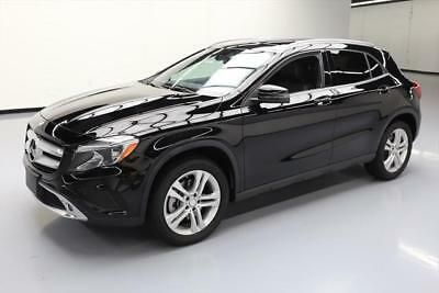 2017 Mercedes-Benz GLA-Class Base Sport Utility 4-Door 2017 MERCEDES-BENZ GLA250 PANO SUNROOF NAVIGATION 20K #313473 Texas Direct Auto