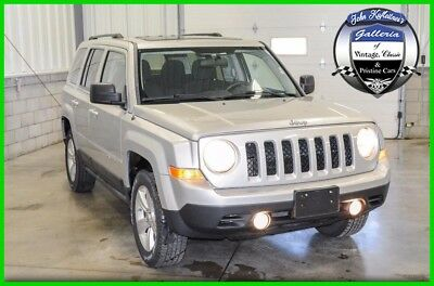 2011 Jeep Patriot 4WD 4dr Sport 2011 4WD 4dr Sport Used 2.4L I4 16V Automatic 4WD SUV