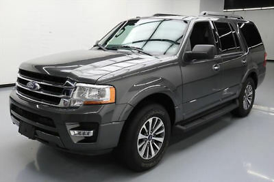 2017 Ford Expedition EL King Ranch Sport Utility 4-Door 2017 FORD EXPEDITION XLT ECOBOOST SUNROOF 8-PASS 25K MI #A49820 Texas Direct