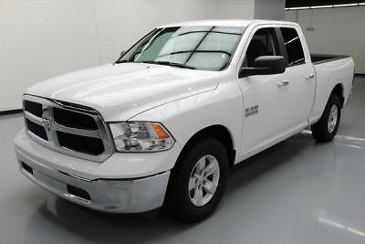2017 Dodge Ram 1500 SLT Crew Cab Pickup 4-Door 2017 DODGE RAM 1500 SLT QUAD 6-PASS BLUETOOTH 13K MILES #695271 Texas Direct