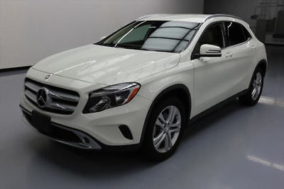 2015 Mercedes-Benz GLA-Class  2015 MERCEDES-BENZ GLA250 TURBOCHARGED BLUETOOTH 15K MI #101487 Texas Direct